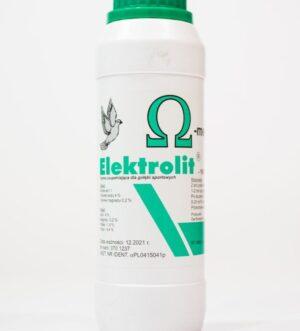 Ω Elektrolit 0,5 l