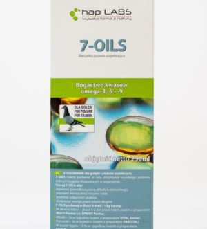 7-Oils 250 ml
